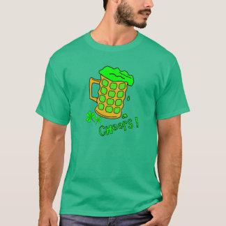 Grön öl - skjortor för st patricks day T T-shirt