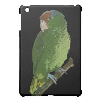 Grön papegoja iPad mini skydd