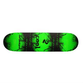 Grön Skateboard för coola 2