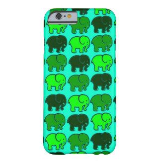 grön snäcka för elefantiphone 6 barely there iPhone 6 skal