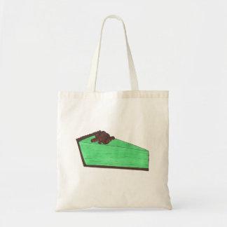 Grön Sts Patrick för Mintgräshoppapaj toto för dag Tygkasse