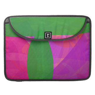 Grön T Sleeve För MacBook Pro