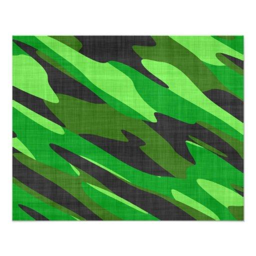 grön texturerad armékamouflage för djungel fotografi