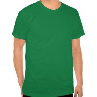 Grön traktor Ologist Tshirts