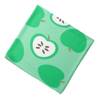 Gröna äpplen bandana