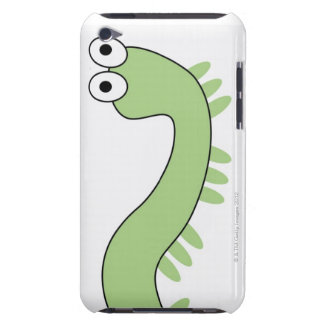 Gröna Caterpillar iPod Touch Fodral