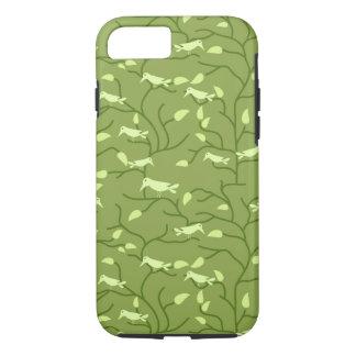 Gröna djungelfåglar