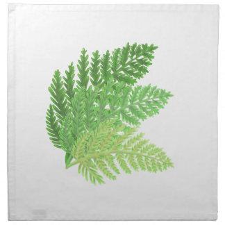 Gröna Ferns Tygservett