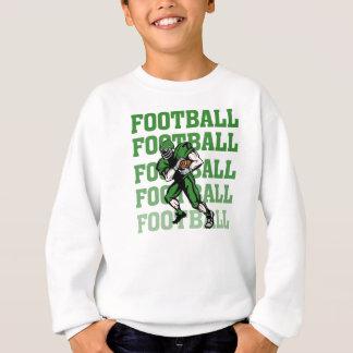 Gröna fotbollsspelareT-tröja och gåvor T-shirts
