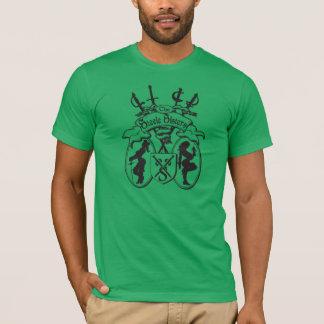 Gröna manar för Steele systrar skjorta T-shirts