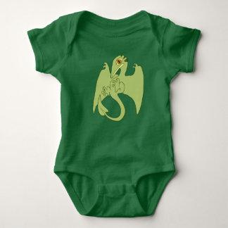 Gröna Pterosaur T-shirts