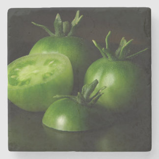 Gröna tomater stenunderlägg