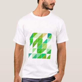 Gröna trianglar t-shirt