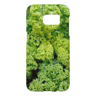 Grönkål Galaxy S5 Skal