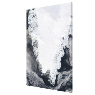 Grönland Canvastryck