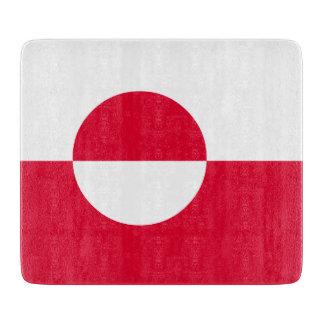 Grönlandflagga