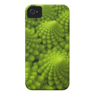 Grönsak för Romanesco broccoliFractal iPhone 4 Skydd