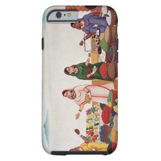 Grönsaken och kryddan marknadsför på Benares, Tough iPhone 6 Case