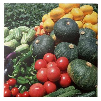 Grönsaker 2 kakelplatta
