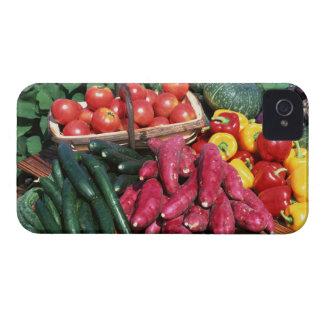 Grönsaker 3 iPhone 4 fodraler