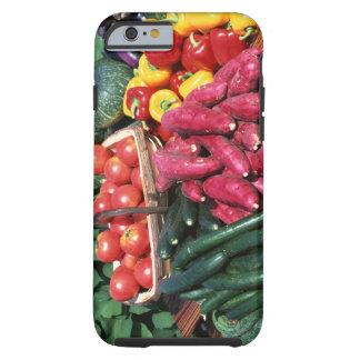 Grönsaker 3 tough iPhone 6 fodral