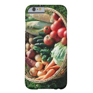 Grönsaker 5 barely there iPhone 6 skal