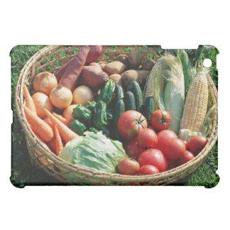 Grönsaker 5 iPad mini fodral