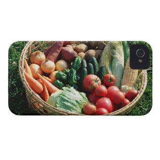 Grönsaker 5 iPhone 4 hud