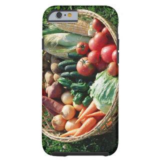 Grönsaker 5 tough iPhone 6 fodral