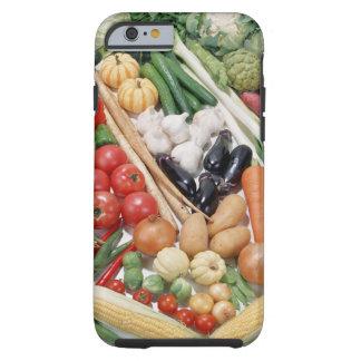 Grönsaker 6 tough iPhone 6 fodral