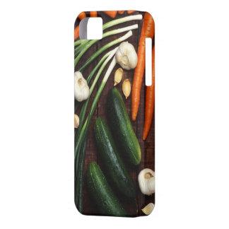 Grönsaker iPhone 5 Case-Mate Skydd