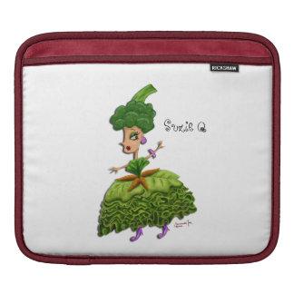 Grönsallatdam Sleeve För iPads