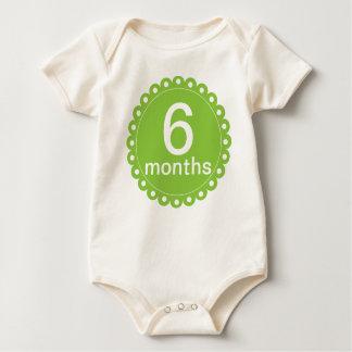 Grönt 6 månader gamlingranka creeper