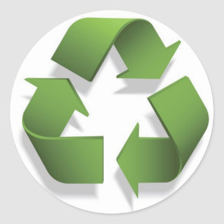 Recycle Klistermärken