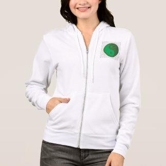Grönt balanserar kinesarvet för YIN YANG YinYang Tee Shirt