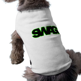 Grönt BYLTE för neon Hundtröja