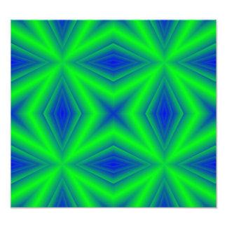 Grönt fodrar mönster fotografi