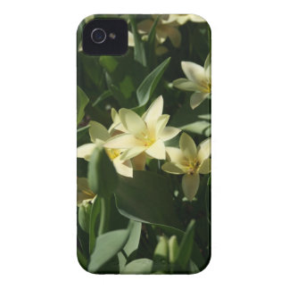 Grönt/gult blom- Iphone 4/4s fodral iPhone 4 Case-Mate Cases