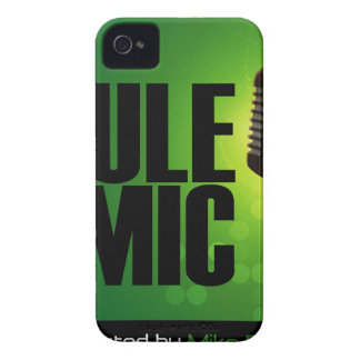 Grönt iPhone 4 Case