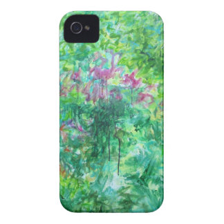 Grönt iPhone 4 Case-Mate Fodraler
