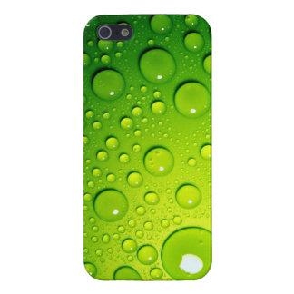 grönt iPhone 5 cover