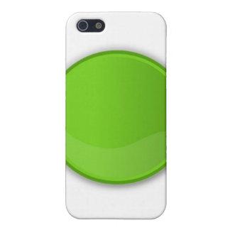 Grönt iPhone 5 Fodraler
