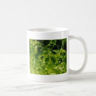 grönt kaffemugg