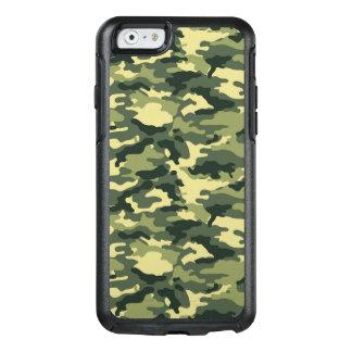 Grönt kamouflagemönster OtterBox iPhone 6/6s fodral