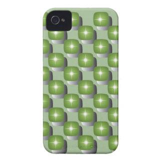 Grönt-kontrollerad blackberry fodral