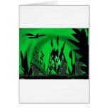 -grönt-lagun kort