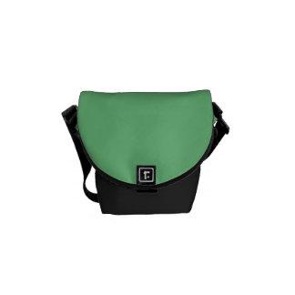 """""""Grönt"""", Messenger Bag"""