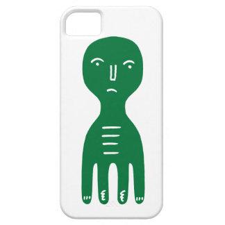 Grönt monster iPhone 5 cases