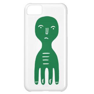 Grönt monster iPhone 5C fodral