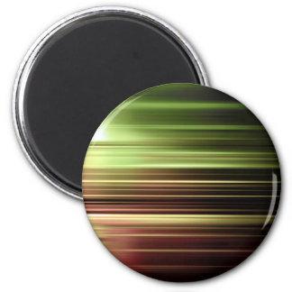 Grönt rusar blur magnet